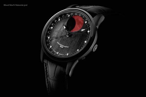 Blood MooN Meteorite PVD