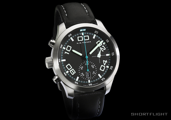 SHORTFLIGHT LINKSHÄNDER CHRONOGRAPH